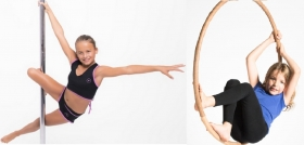 Pole & Aerial Hoop 7-12 anni - A.s.d. Freestyle Sporting Club